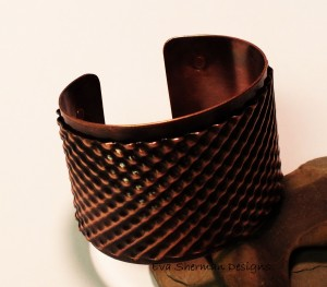 YOJ Week 45 - Corrugated Cuff